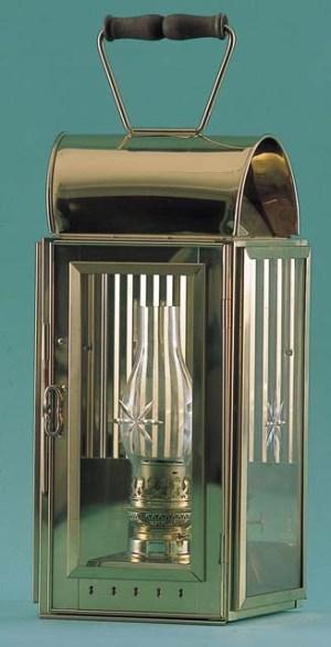 K.P.M. lantaarn elektrisch