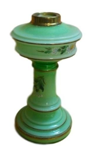 voet decor groen 14 ligne vaasring