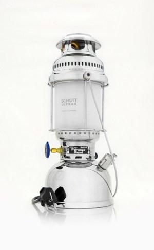 Petromax hanglamp elektrisch