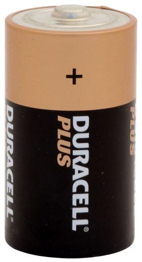 Duracell batterij D LR20