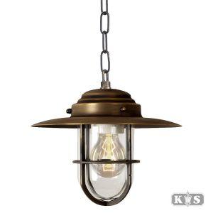 Hanglamp Labenne, brons/koper-0