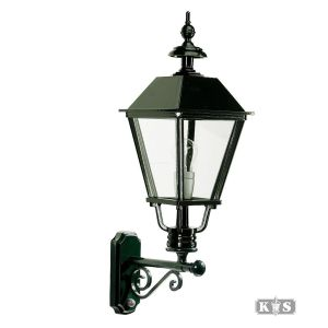 Buitenlamp Sensor Preston, groen-0