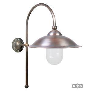 Buitenlamp Saint Tropez, brons/koper-0