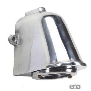 Muurlamp Offshore Alu, gepolijst aluminium