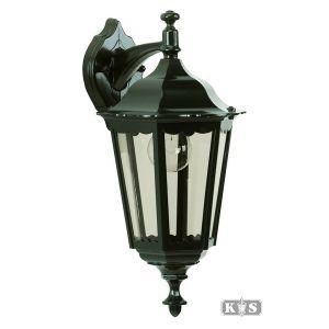 Buitenlamp Ancona h S, zwart-0