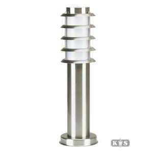 Tuinlamp Soll 3 RVS 45cm