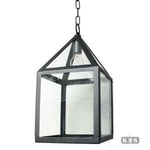 Kettinglamp Leusden, zwart-0