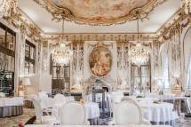 Le Meurice Restaurant Paris France
