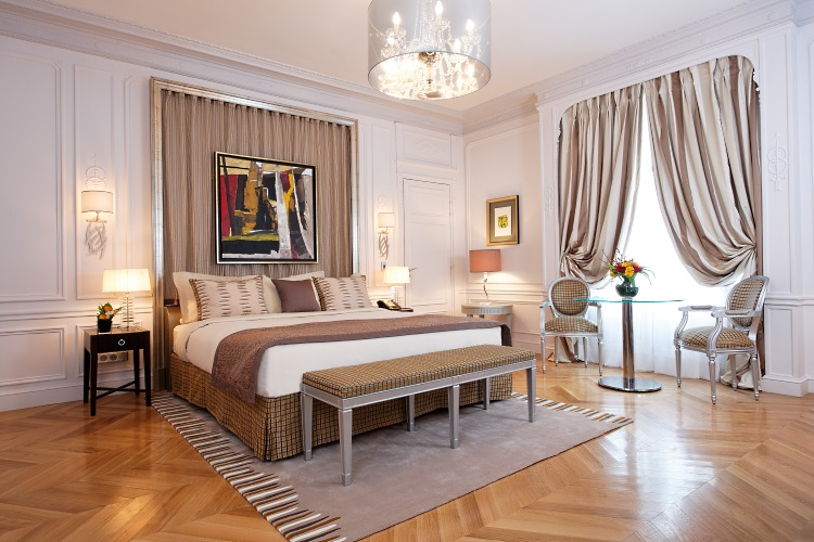 Villa Htel Majestic Paris  Htel de luxe  Paris France