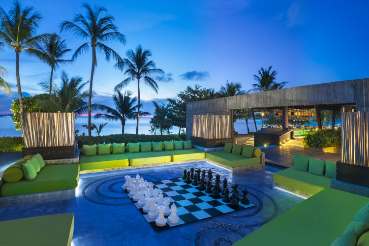 W Retreat Koh Samui  Luxury Hotel in Thailand