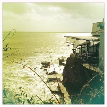 Terrasse Restaurant Riso Funchal