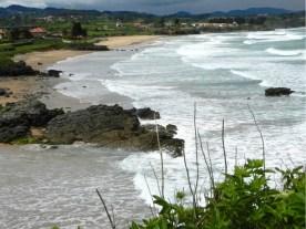 Küste Asturien