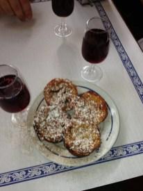 Pastéis und Portwein