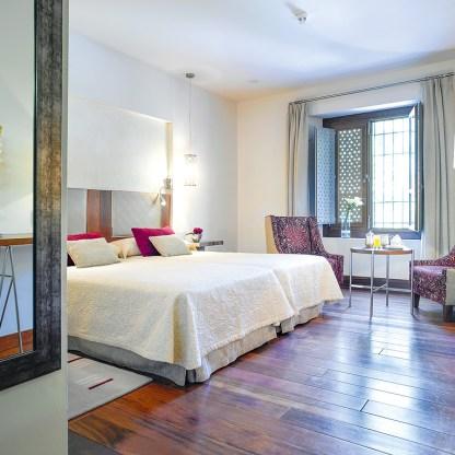 Zimmerbeispiel Parador de Granada