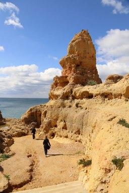Algarve Klippen