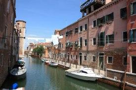 Gracht Rundfahrt in Venedig