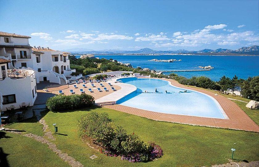 Hotel Cala Cuncheddi auf Sardinien