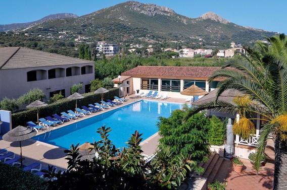 Hotel Pascal Paoli Pool