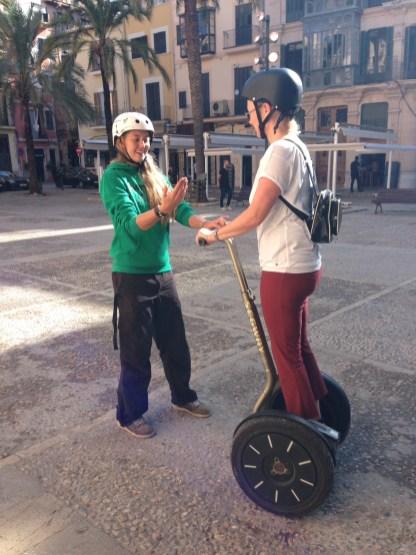 Segway Coach Mallorca