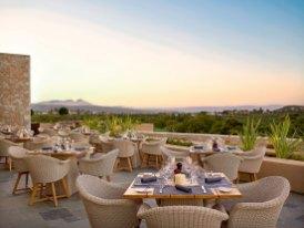 Westin Resort Costa Navarino Terrasse
