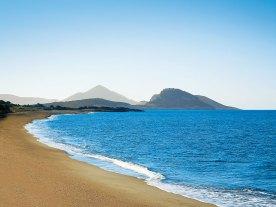 Westin Resort Costa Navarino Strand