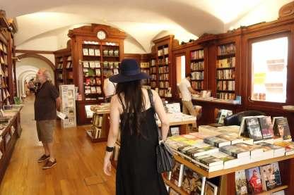 """Shopping-Tipp Lissabon: """"Livraria Bertrand"""""""