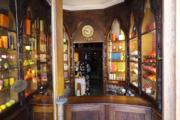 """Shopping-Tipp Lissabon: """"Casa das Velas de Loreto"""""""