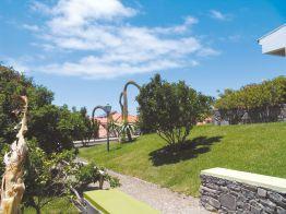 Garten des Hotel Jardim Atlântico bei OLIMAR Reisen