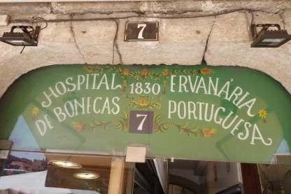 """Shopping-Tipp Lissabon: """"Hospital de bonecas"""""""