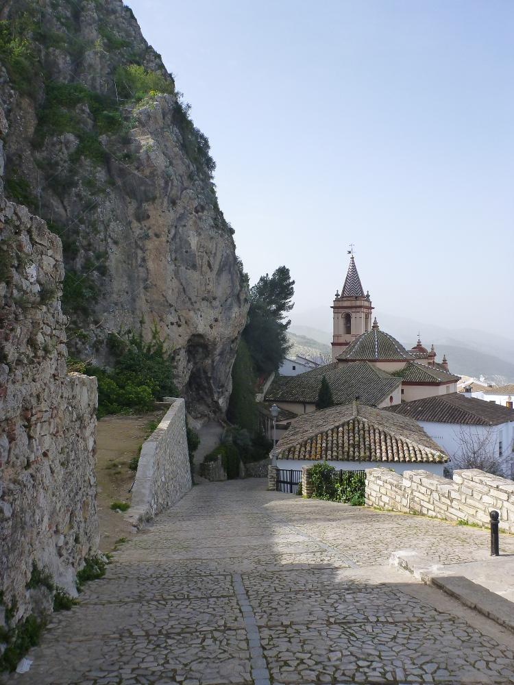 Kirche Zahara