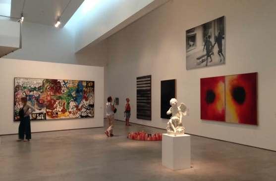 Im Museum Baluard Palma