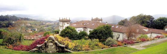 Panorama Bild Solares Portugal Urlaub