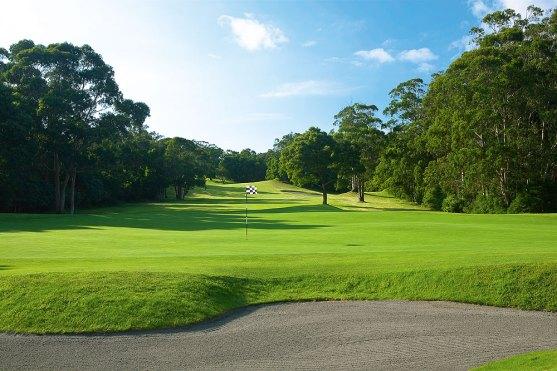 Batalha Golfplatz Sao Miguel Azoren