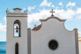 Kirche am Meer auf Madeira