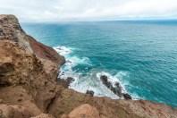 Küste Ponta de Sao Lourenco