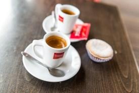 Espresso Bica Café Azoren Sao Miguel