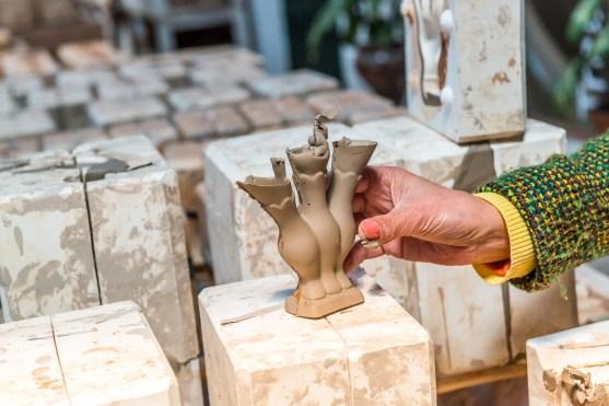 Keramikfigur Azoren Sao Miguel