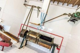 Maschinen in Teefabrik Cha Gorreana Azoren