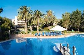 Pool des Son Caliu Hotel & Spa Oasis bei OLIMAR Reisen