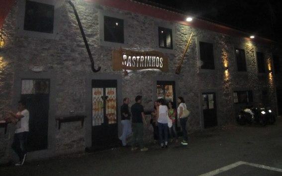 Poncha-Bar Castrinhos bei Funchal auf Madeira
