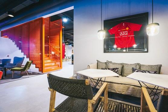 Bar Lounge CR7 Hotel Madeira