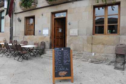Eirado da Leña Restaurant