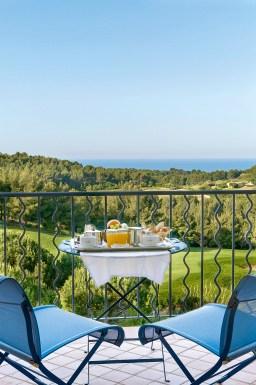 Balkon Dolce Frégate Provence Hotel
