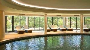 Pool Terra Nostra Garden Hotel Azoren
