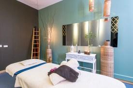 Wellness-Massage Raum Vila Baleira Thalasso Spa