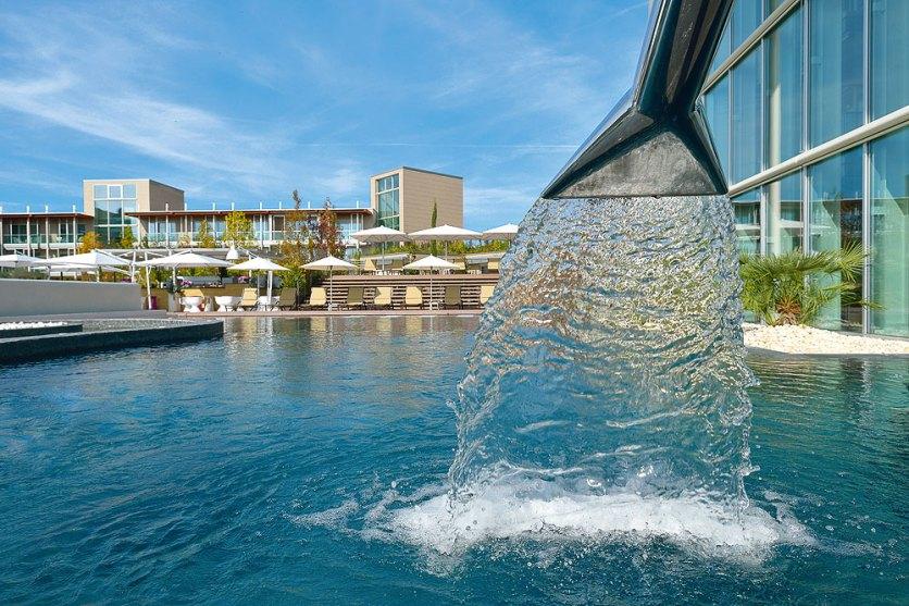 Pool Aqualux Hotel Spa Suite & Terme
