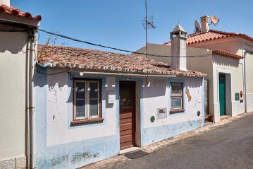 Kleines Haus in Monchique