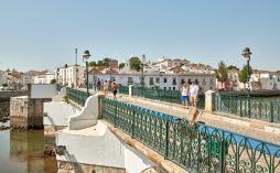 Brücke Tavira Algarve