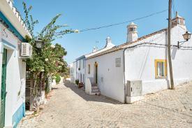 Kleine Häuser Ostalgarve