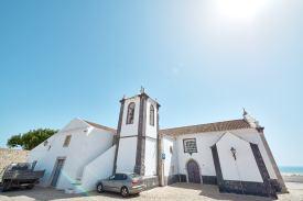 Kirche am Strand Ostalgarve